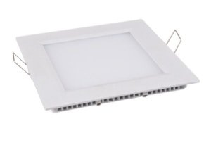 Painel Plafon Dowlight de Embutir Led 24W Branco Frio Bivolt 30 cm x 30 cm