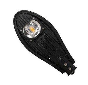 Luminária Pública Super LED 50W Branco Frio