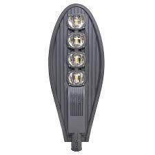 Luminária Pública Super LED 200W Branco Frio