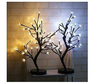 Cerejeira LED - Branco Quente - BiVolt