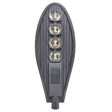 Luminária Pública Solar LED 200W Branco Frio