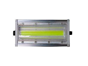 Refletor Modular LED 50W Linear Blindado Branco Frio