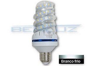 Lâmpada Espiral LED 12W - Branco Frio