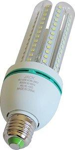 Lâmpada de LED Milho 24W - Branco Quente Bivolt