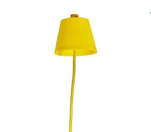 Pendente Cabo - Emborrachado - Amarelo