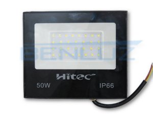 Refletor holofote de LED Mini Ligth 50W Branco Frio A Prova d'água