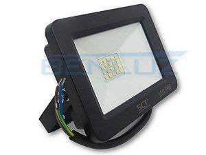 Refletor holofote de LED 30W SMD Mini Power Branco Frio A prova d'aguá
