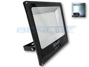 Refletor Holofote de LED 200W - Branco Frio