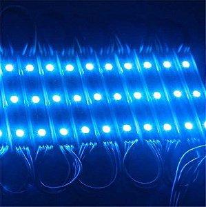 Módulo de LED 5050 3 LEDs Azul