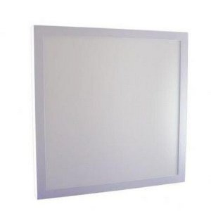 Luminária Painel Plafon LED 36W de Embutir 40x40 Branco Morno