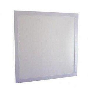 Luminária Painel Plafon LED 36W de Embutir 40x40 Branco Frio