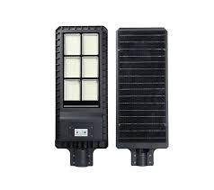 Luminária Pública LED 180W c/ Painel Solar