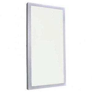 Luminária Painel Plafon LED 36W de Sobrepor 30x60 Branco Frio