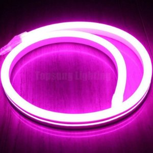 Mangueira Neon De LED Flexível Por Metro Rosa