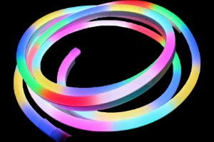 Mangueira Neon De LED Flexível Por Metro Colorida