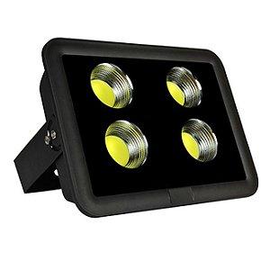 Refletor Holofote De LED Com Lente 200W - Branco Frio - IP65