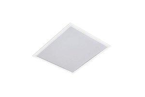 Luminária Comercial de Embutir com Difusor para T8 4 14 16 20W ou led 4 x 9W
