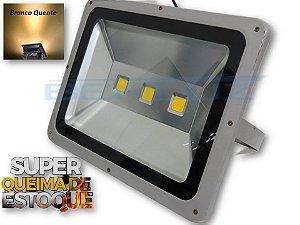 ̶L̶I̶Q̶U̶I̶D̶A̶Ç̶Ã̶O̶  - Refletor holofote de LED COB 150W - Branco Quente A prova d'aguá