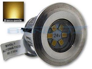 Luminária Balizador de LED 24V