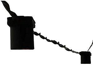 VARAL DE LUZES DE 1 E 1 METRO DE 51 A 100 METROS (NÃO INCLUI LÂMPADA)