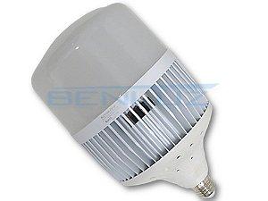 Lâmpada LED 120W Bulbo Alta Potência Branco Frio 6500k E27