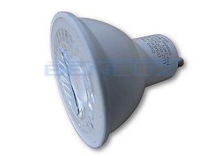 Lâmpada LED 7W Dicroica Dimerizável Branco Quente (Bivolt)