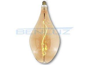 Lâmpada Filamento LED 4W PS52G Branco Quente 2200K