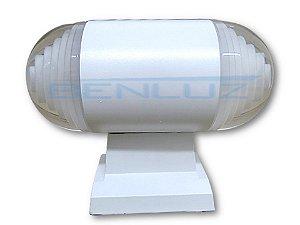 Luminária LED Arandela 9W Branco Quente 3000K