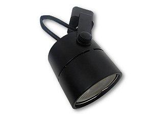 KIT Spot de Trilho + Lâmpada Dicroica 4,5W - Branco Frio