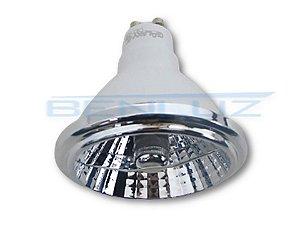 Lâmpada LED AR70 4,8W Dimerizável Branco Quente 2700K