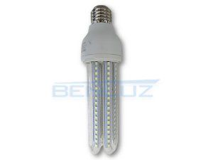 Lâmpada de LED Milho 3U 18W Branco Frio Bivolt