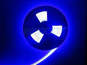 Mangueira Neon de LED Dupla 5 Metros Azul 12V