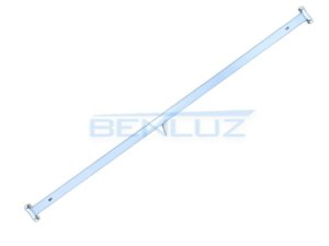 Calha para 2 Lâmpadas LED T8 120cm