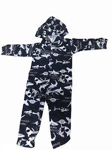 Macacão Pijama - Infantil