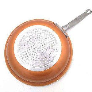 Frigideira Antiaderente Revestimento de Cerâmica 20CM