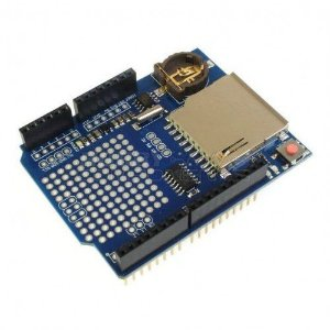 Shield Data Logger para Arduino RTC DS1307