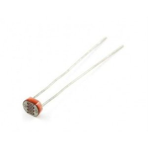 Sensor De Luminosidade (ldr  5mm) (pacote Com 5 Unidades)