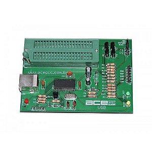 Gravador USB para Microcontroladores PIC ACEPIC (ZIF)