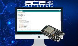 Curso Online ESP32 com Arduino IDE