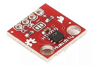Sensor de Temperatura e Umidade - HTU21D