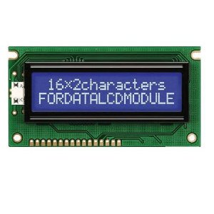 Display LCD 16 x 2 com Backlight - Fundo Azul (Feec1602e)