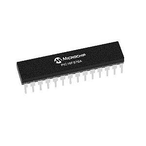 Microcontrolador PIC16F876A