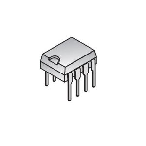 Memória Eeprom 25lc640 - Pacote C/ 5 Peças