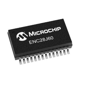 ENC28J60-I/SO - Ethernet Controller - SOIC28