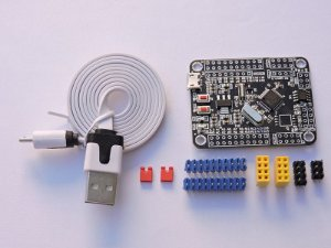 Placa STM32F103C8T6, Interface ESP8266, NRF24l01, c/ Cabo USB