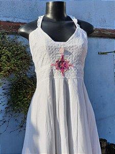Vestido Paz universal Branco (modelo único) GG