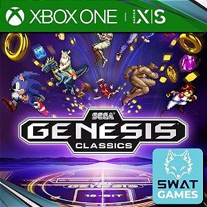 Sega Genesis Classics - MEGA DRIVE