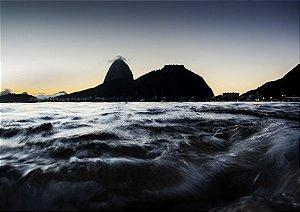 Paisagem na enseada do Botafogo
