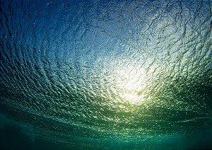 Texturas ao fundo do mar
