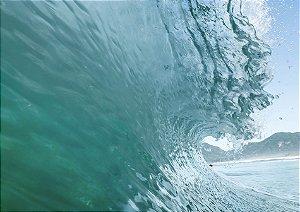 Lip perfeito de dentro do mar